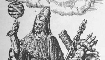 HERMES TRISMEGISTUS ŞI IMAGINAŢIA