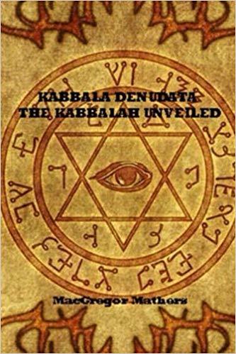 Kabbala Denudata The Kabbalah Unveiled