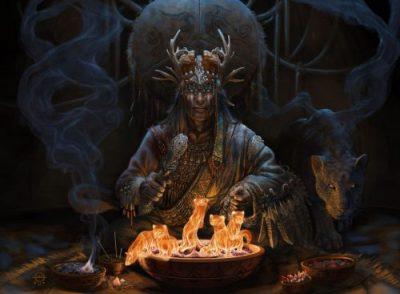 Sfaturile unui șaman