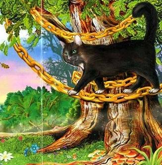 У Лукоморья дуб зеленый | Текст сказки А.С. Пушкина