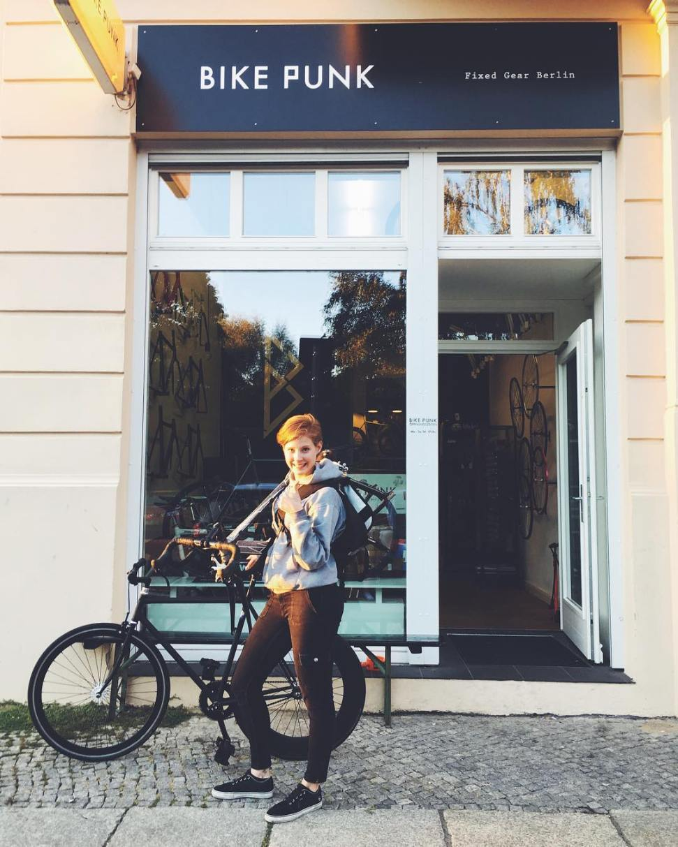 Juli Berlin Fixed Gear