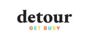 detour get busy logo