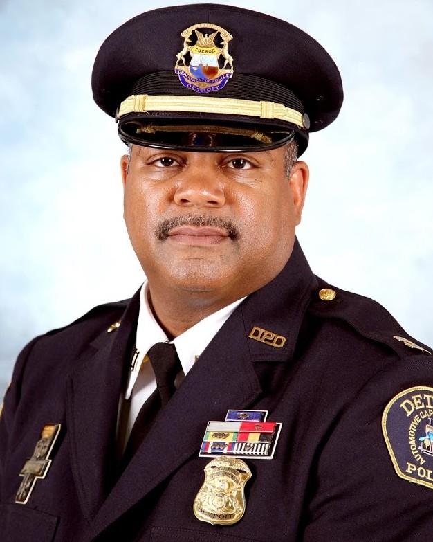 the author's cousin, Captain Jonathan D. Parnell, Sr.
