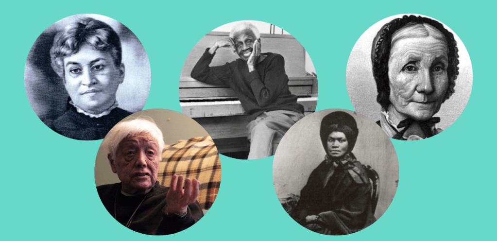 five women who shaped detroit history