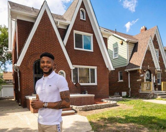 real estate developer darius smith in detroit
