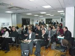 organisé par l'UTSEUS en partenariat avec l'Ecole de Design de Nantes en janvier dernier à l'Alliance Française de Shanghai, a fait salle comble. Parmi les acteurs, figuraient Robin Roche et Robert Belot de l'UTBM.