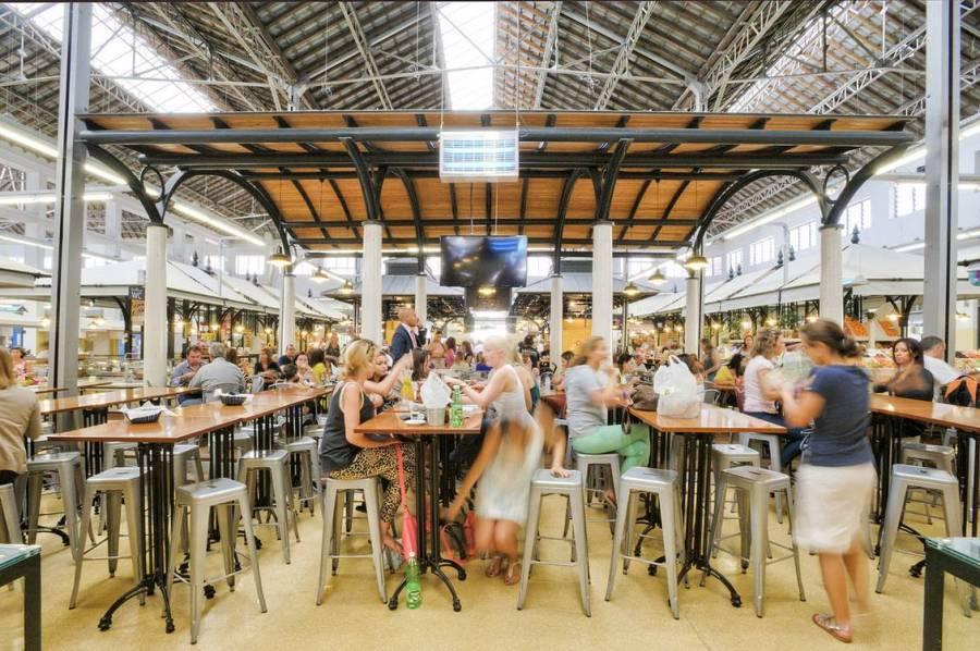 mercado campo ourique lisboa