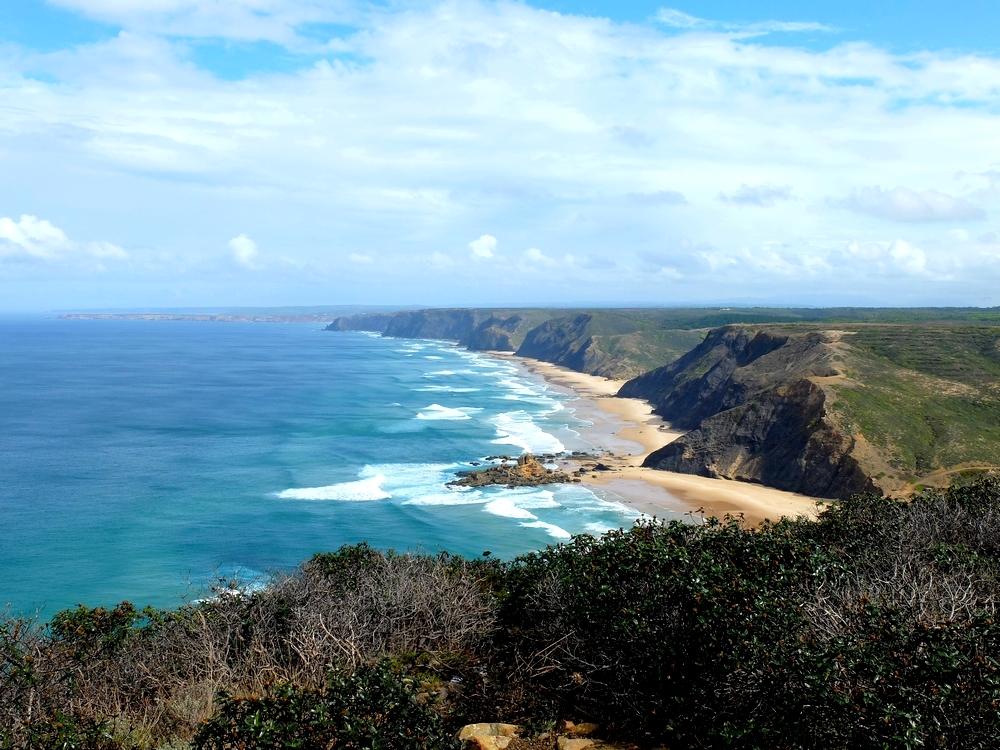 portugal algarve cote vicentine