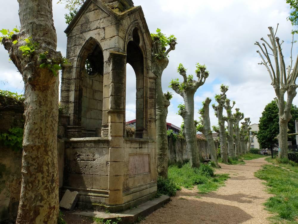 bordeaux jardin remparts