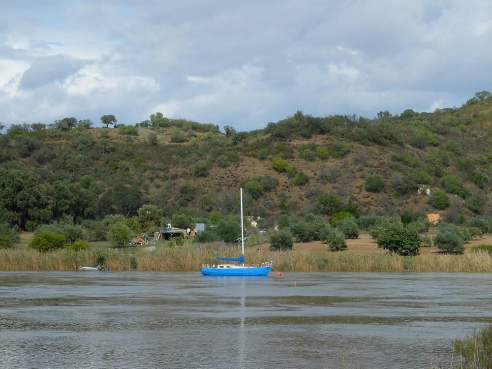 Alcoutim village Algarve