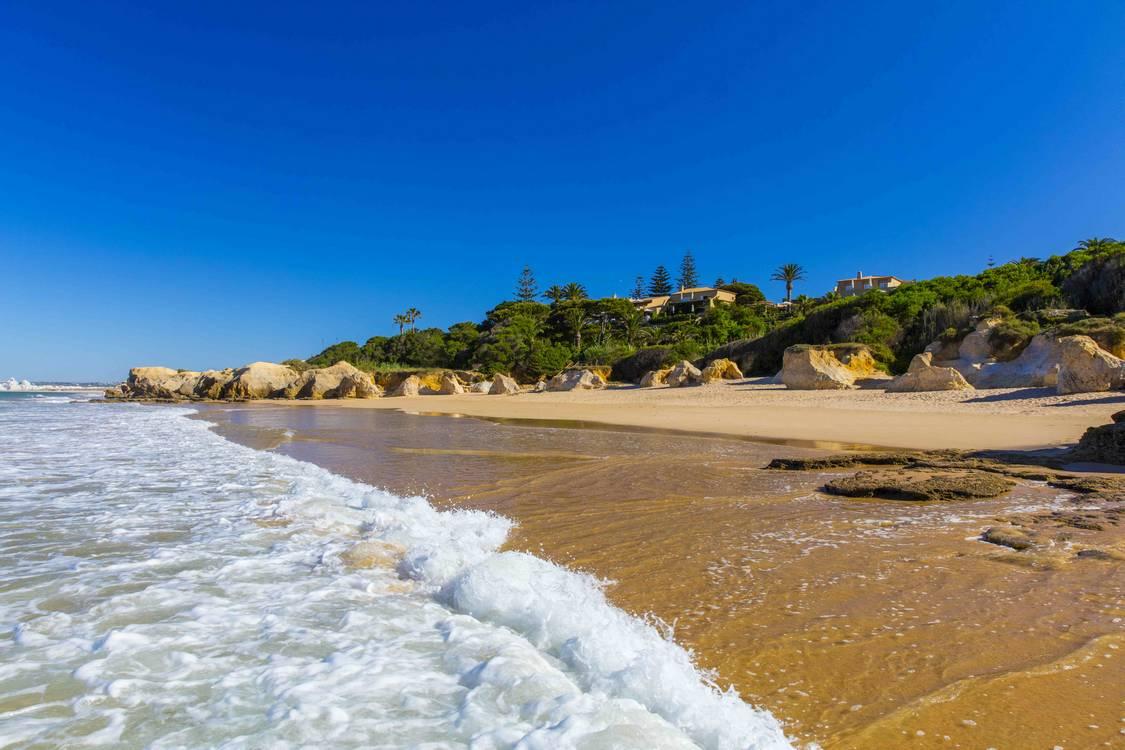 vila joya galé beach