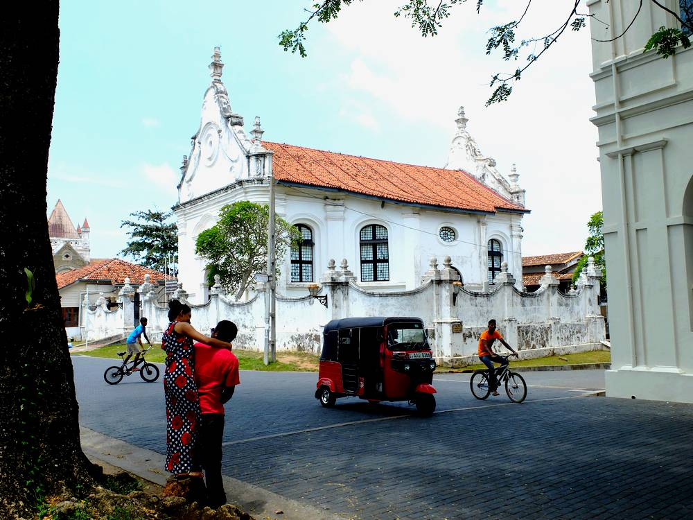 eglise hollandaise galle sri lanka