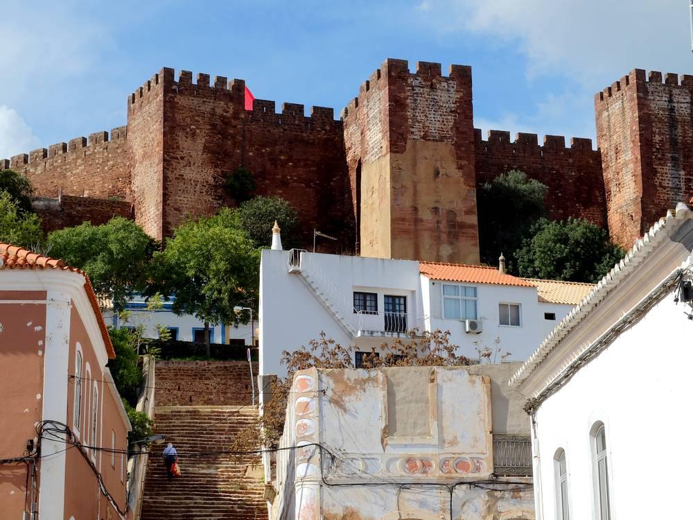 silves château