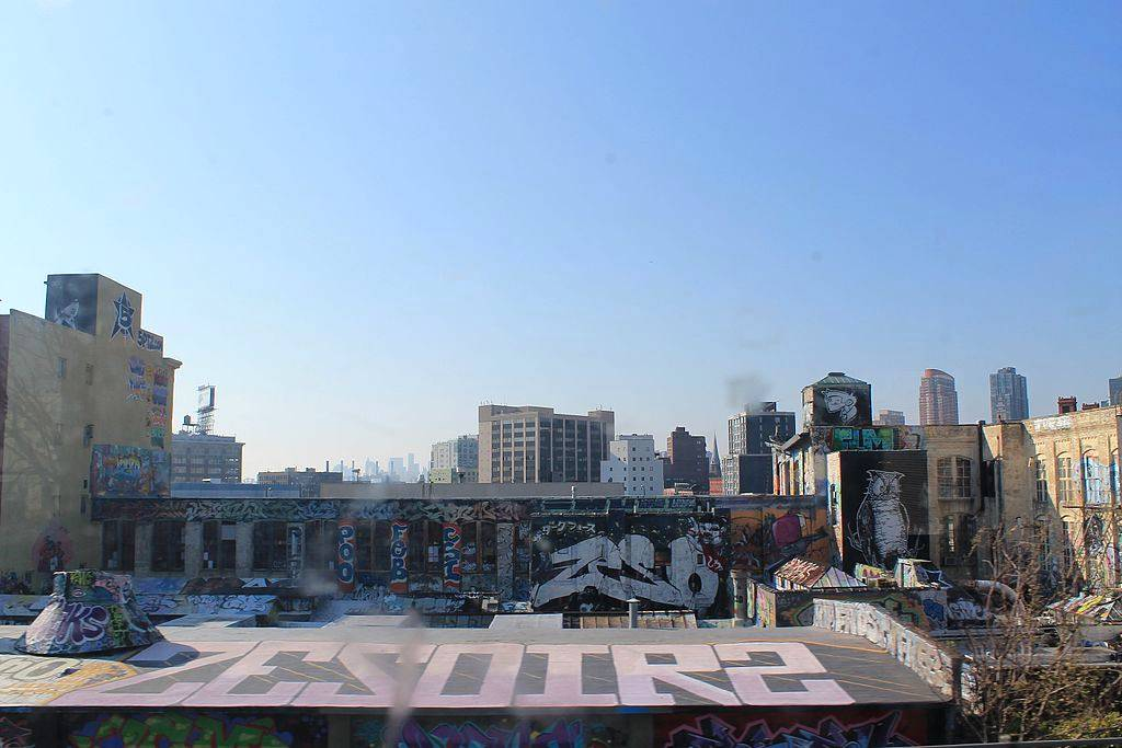 5 pointz graffiti
