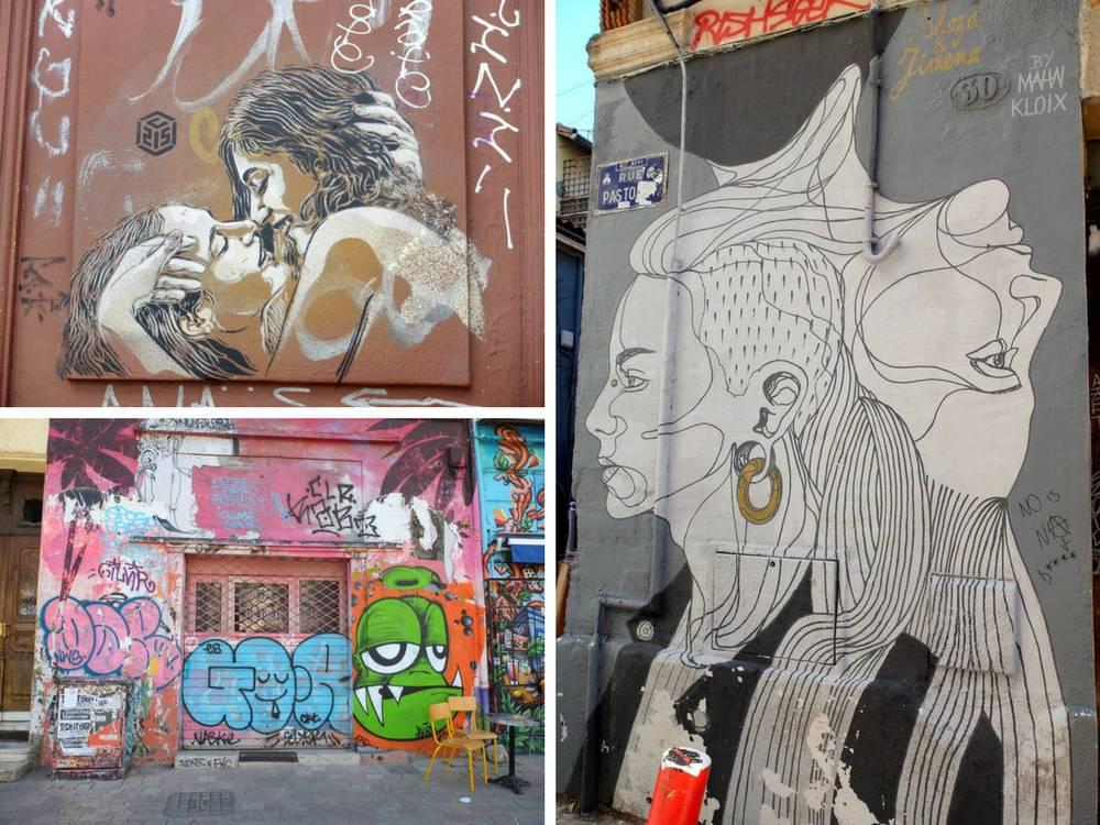 street art cours julien marseille
