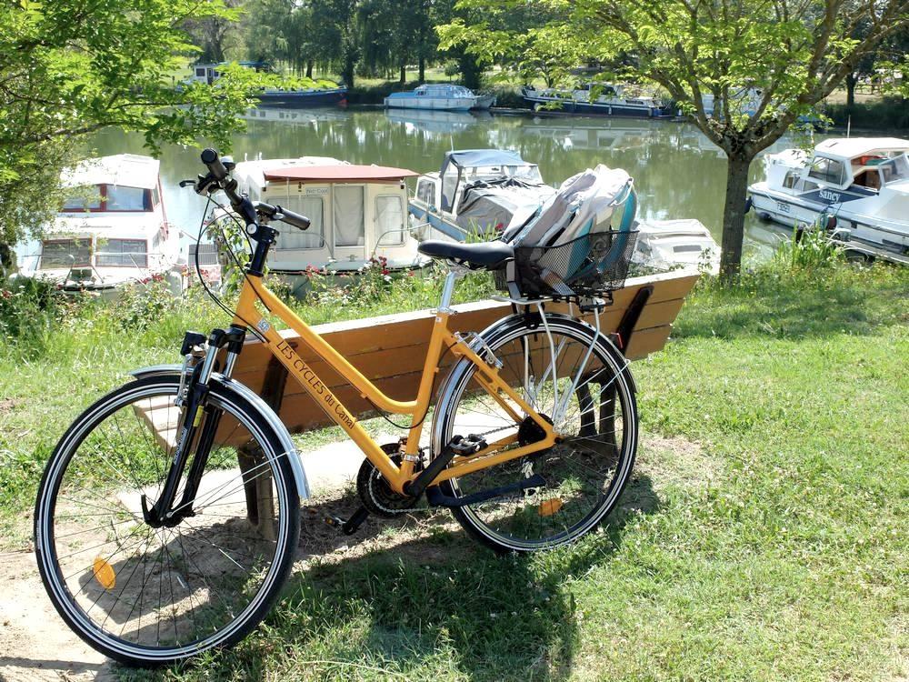 vélo entre deux mers
