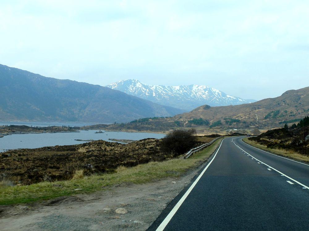 highlands ecosse