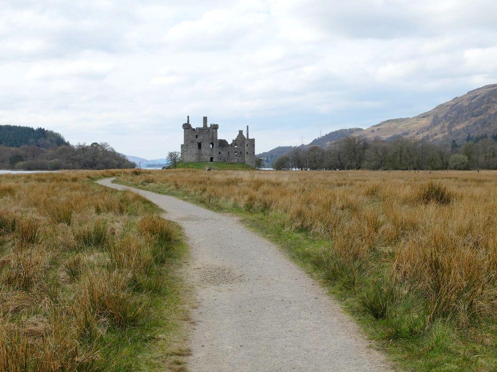 kilchurn castle highlands