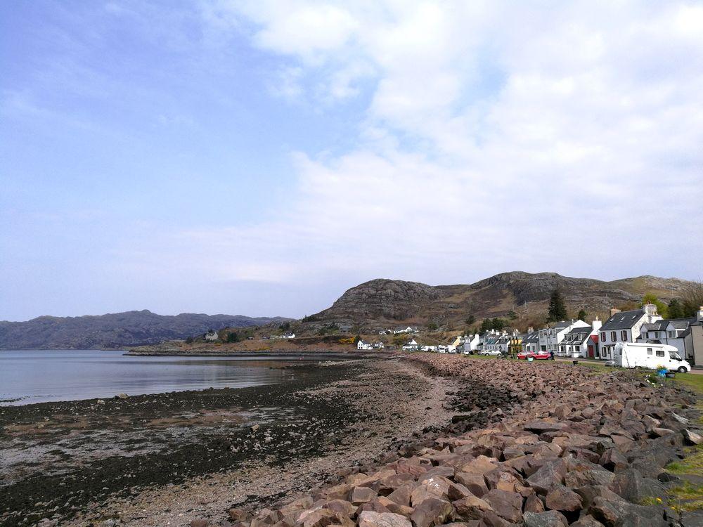 shieldaig scottish highlands