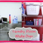 Laundry Make Over