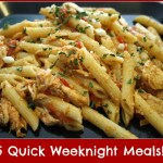 5 Quick Weeknight Meals