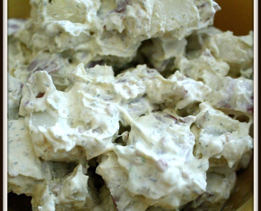 Dijon Red Potato Salad