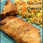 Korean Grilled Chicken