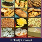 12 Tasty Cookout Recipes