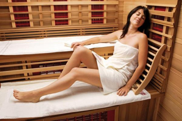 INFRARED SAUNA IS AN INVESTMENT IN YOUR HEALTH – Detox Foods