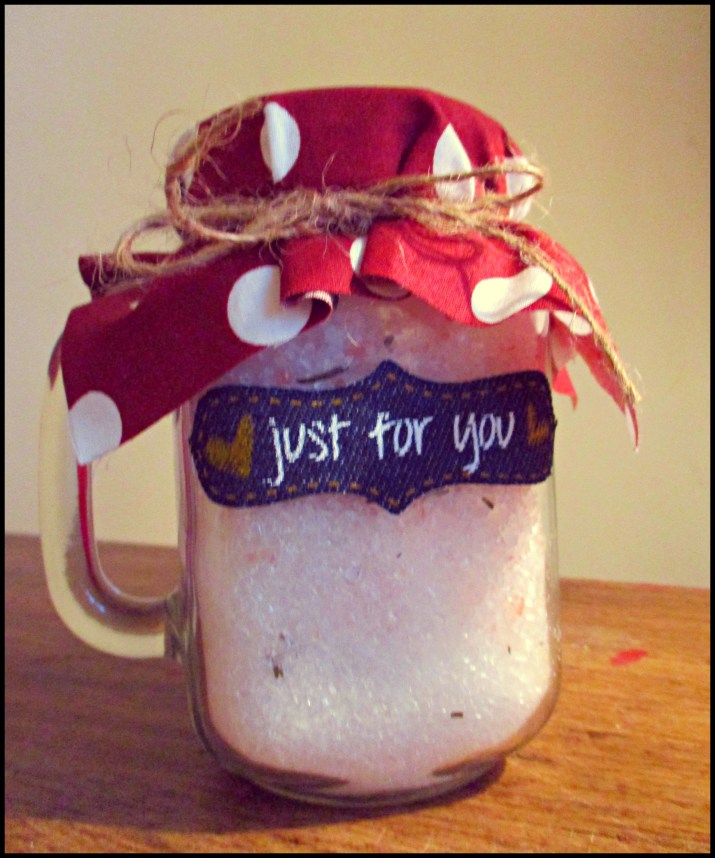Mineral Salts - Rosemary Lavender