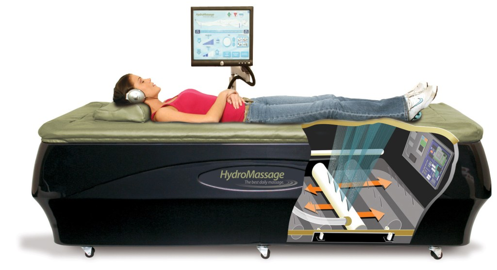 Hydromassage Now Available In Northern Oakland County