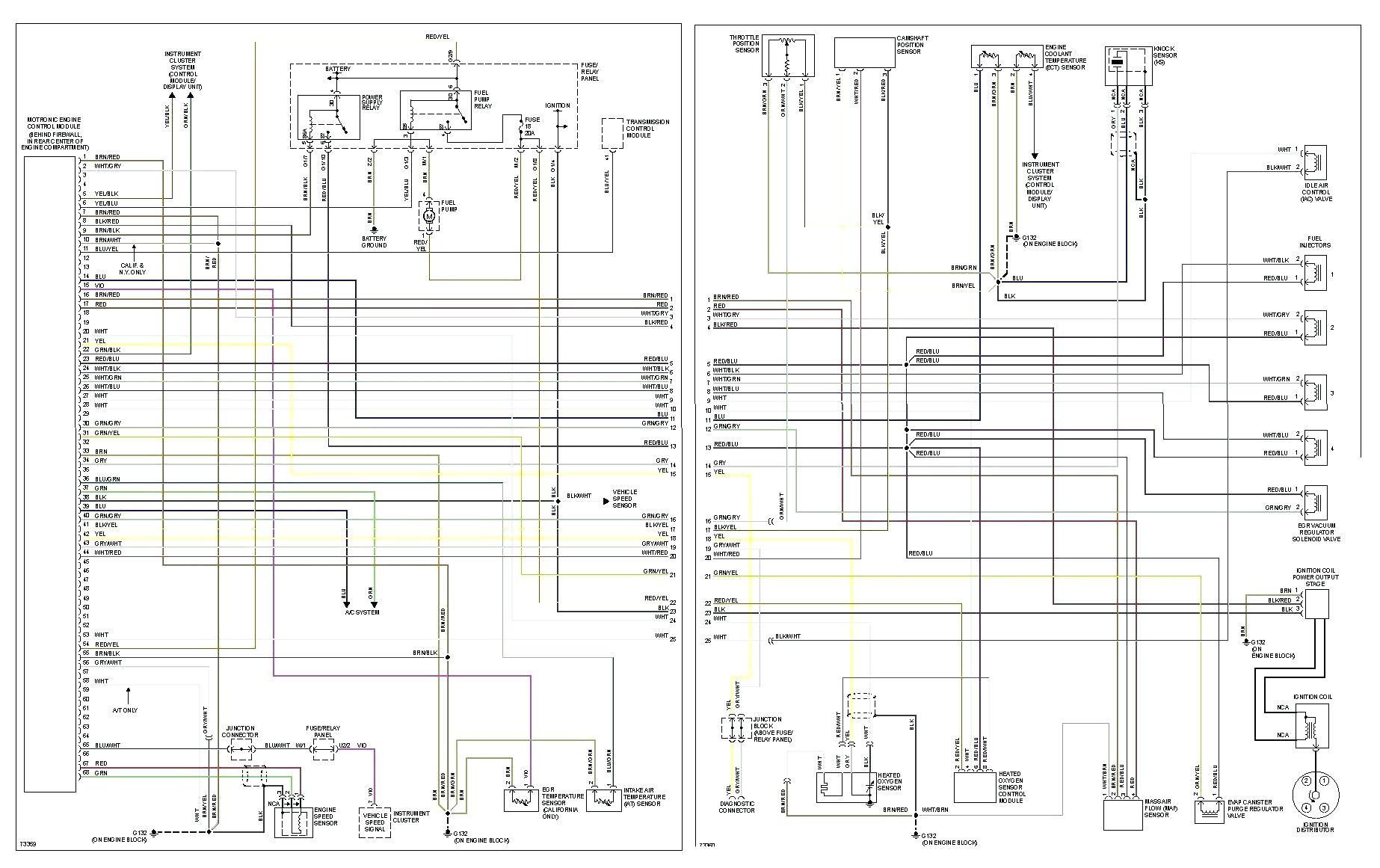 Vw Ignition Wiring Diagram