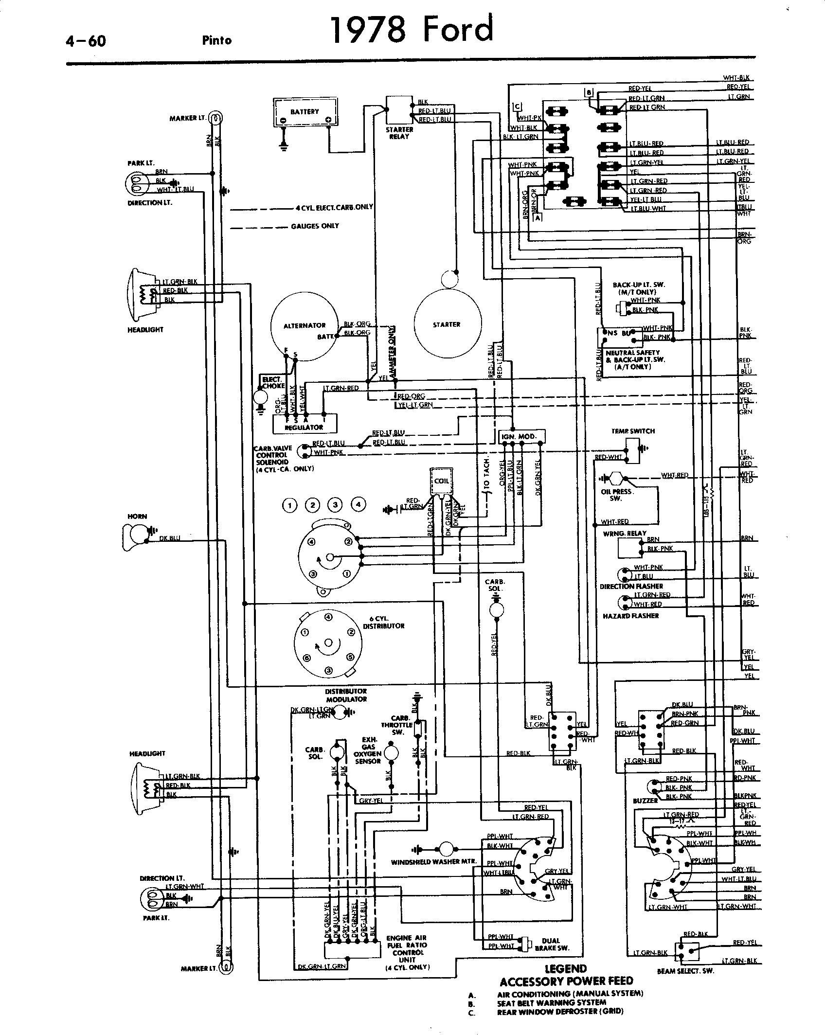 7 3 Harness Diagram
