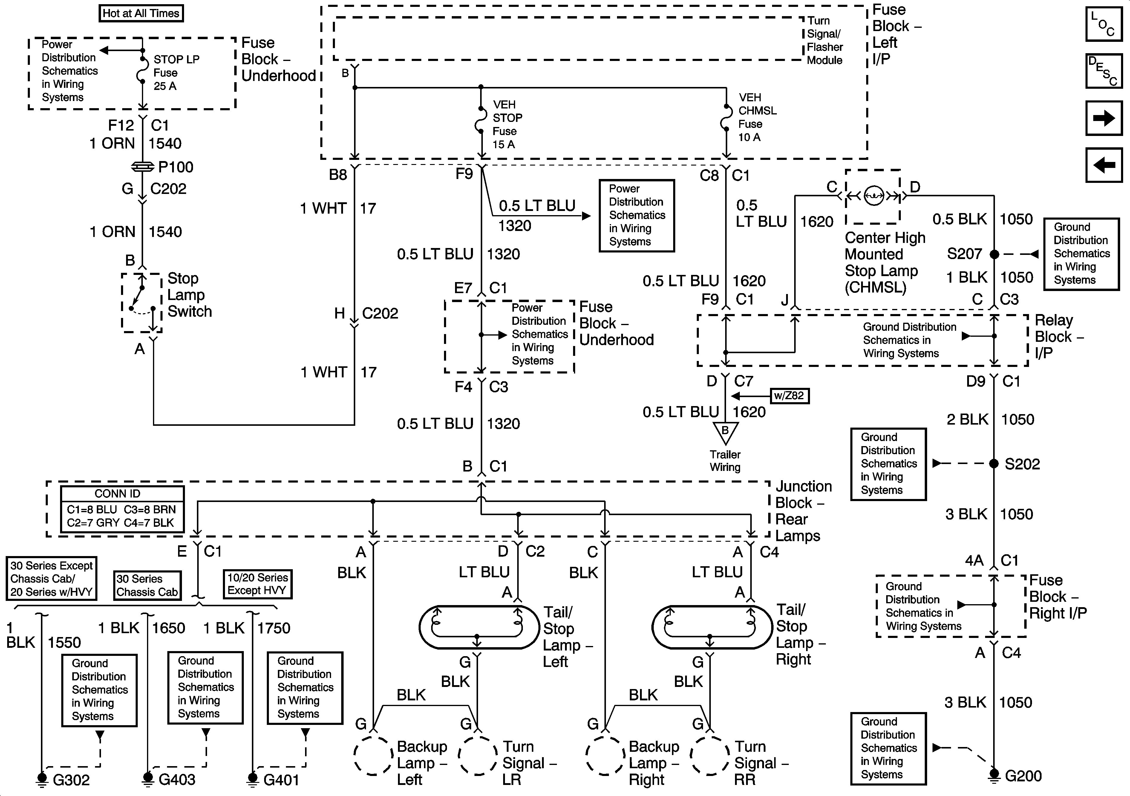Chevy Avalanche Stereo Wiring Diagram