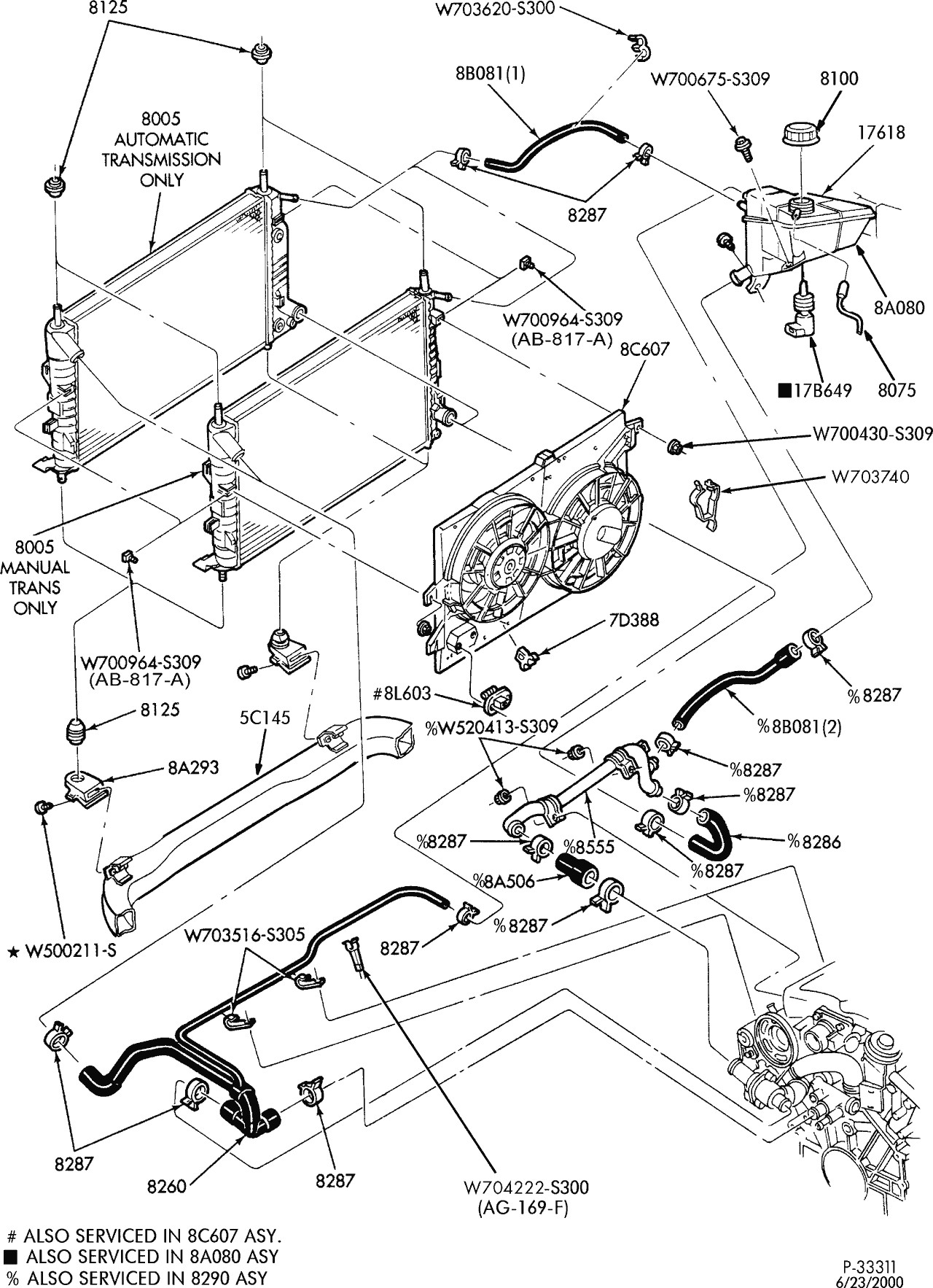 Mercury Cougar Engine Diagram