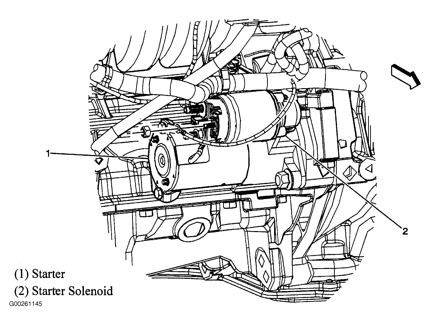 Chevy Malibu Engine Diagram