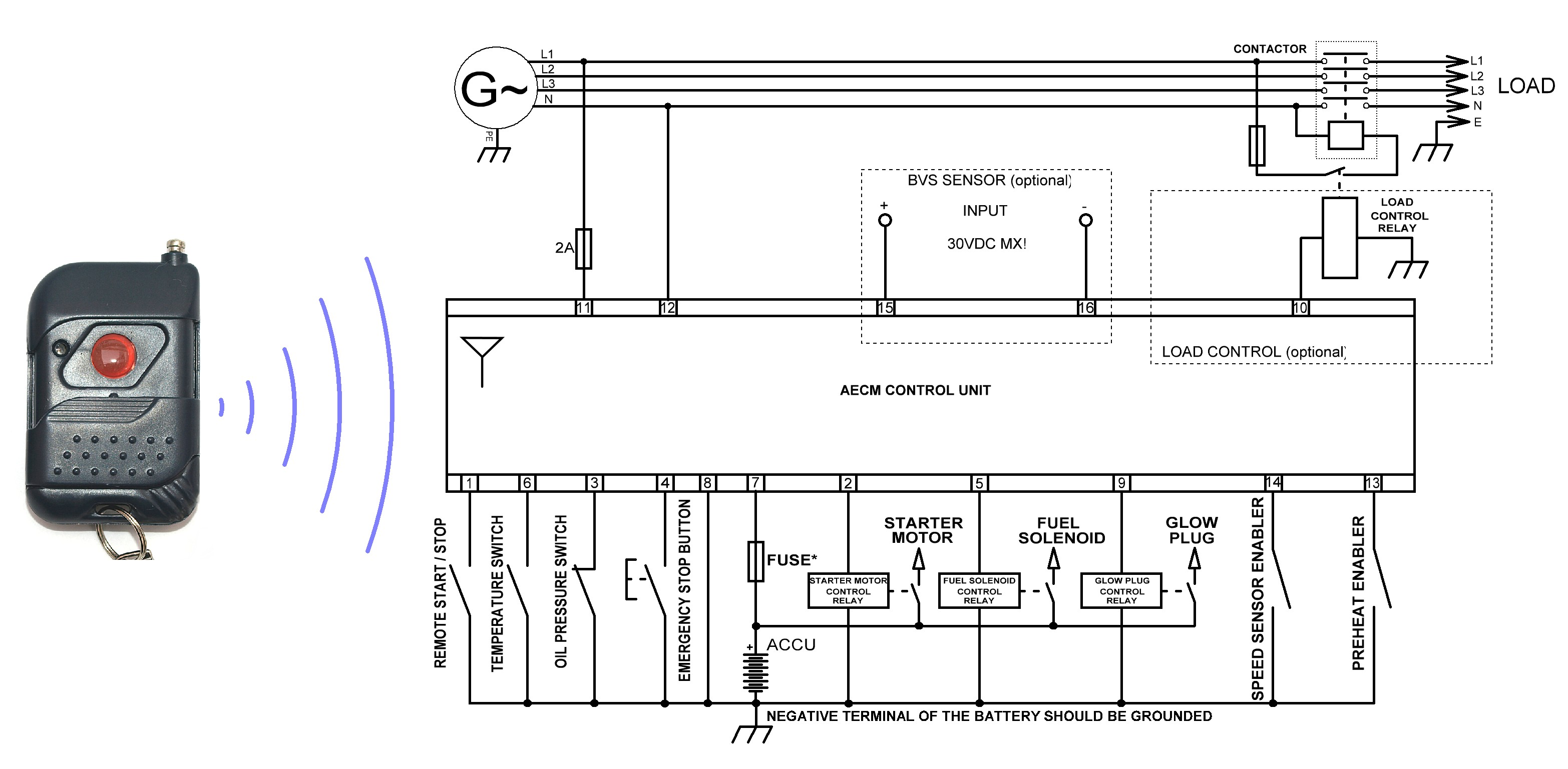 Mirage Wiring Diagram