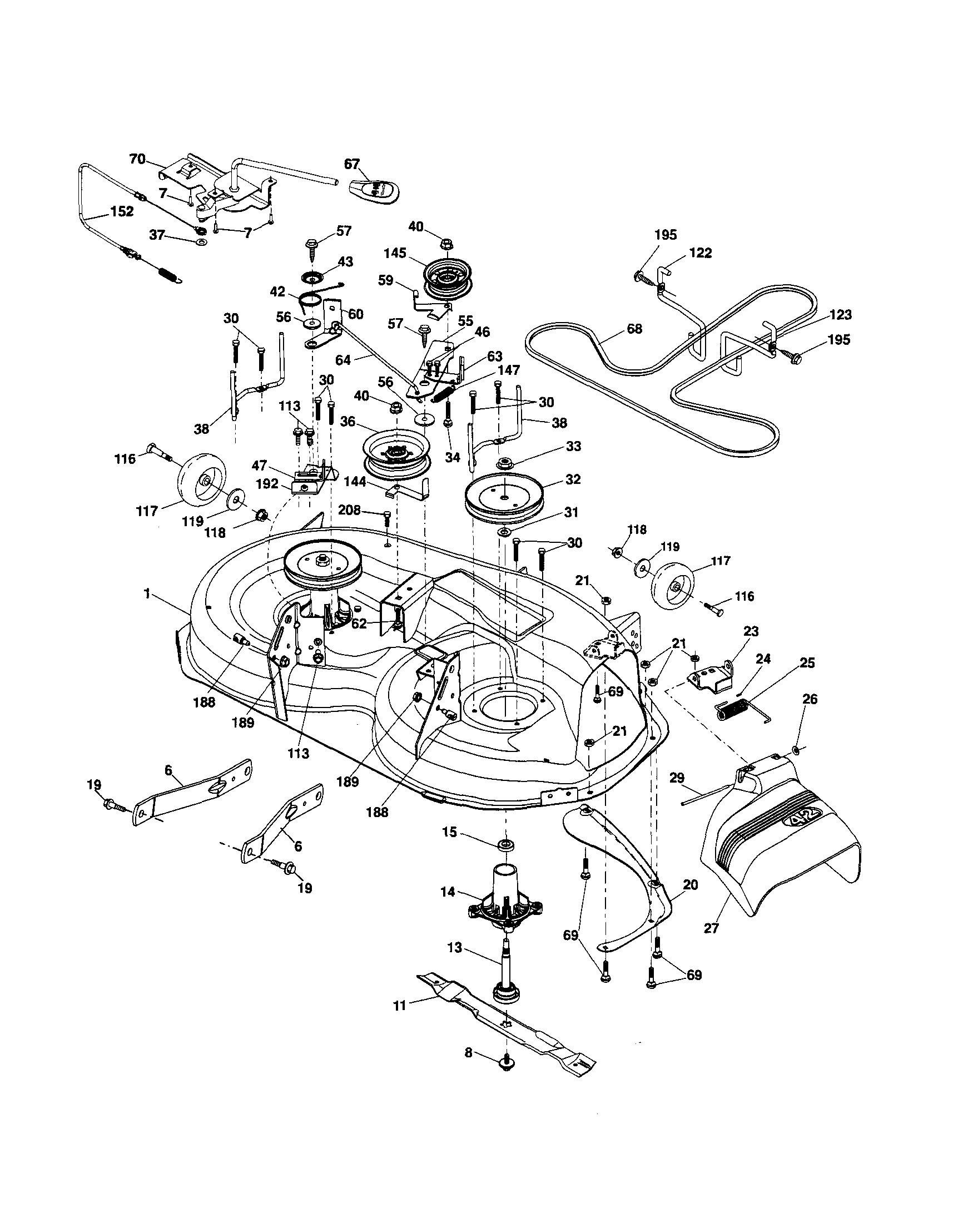 Ariens lawn mower parts diagram my wiring diagram ariens 927046 manual ariens lawn mower parts diagram