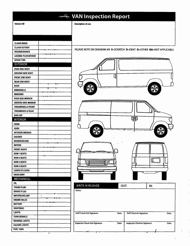 Car Interior Parts Diagram