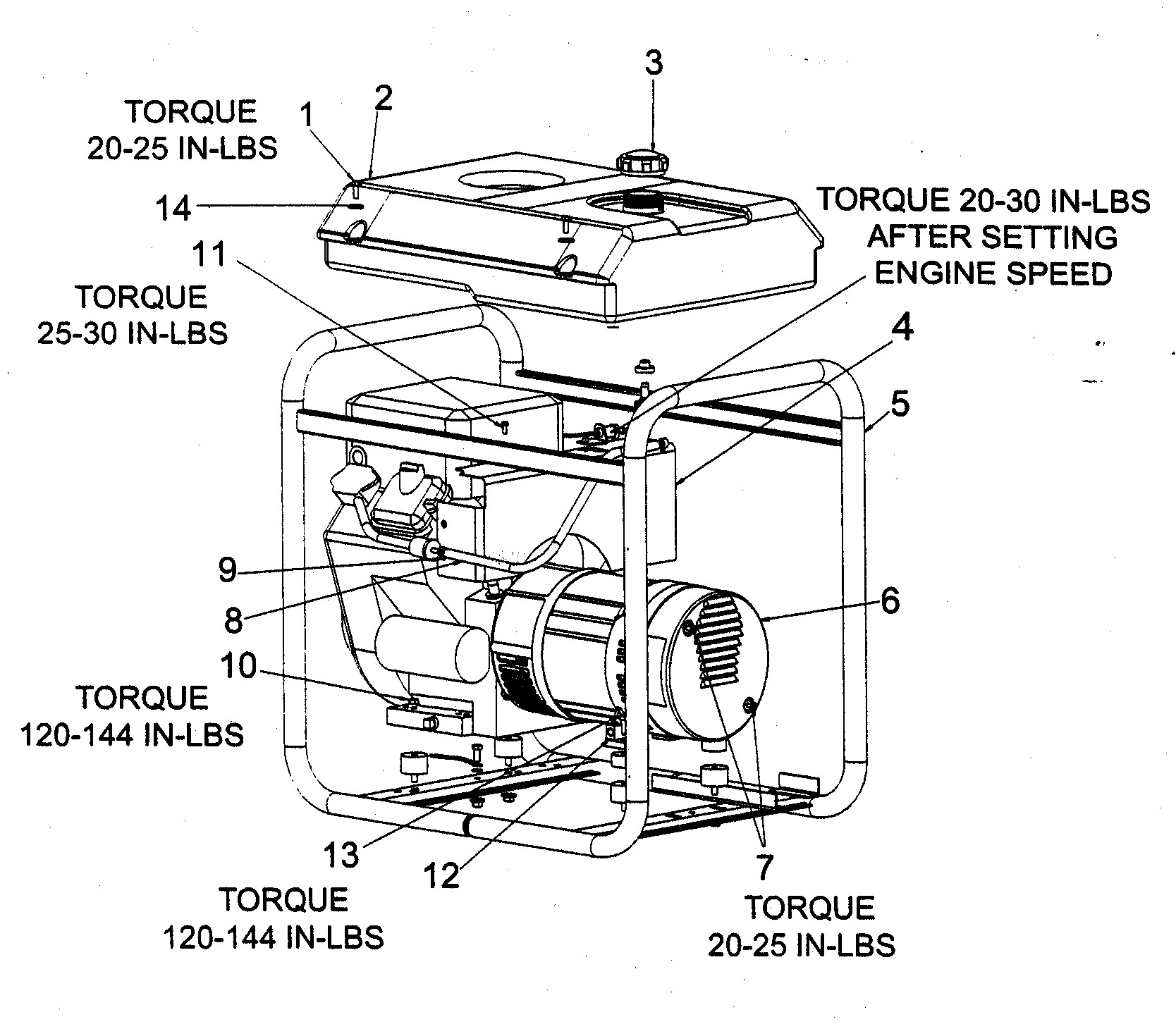 Generac Gp Carburetor
