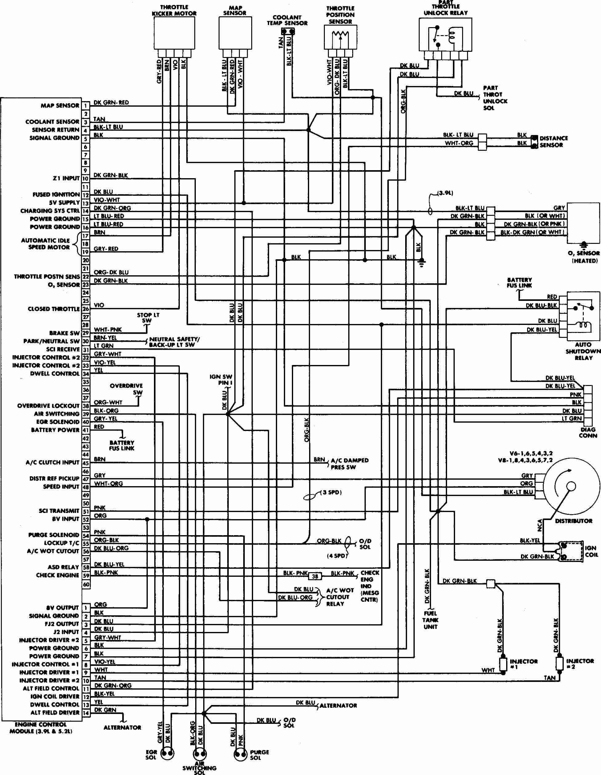 Chevy Silverado Tail Light Wiring Diagram