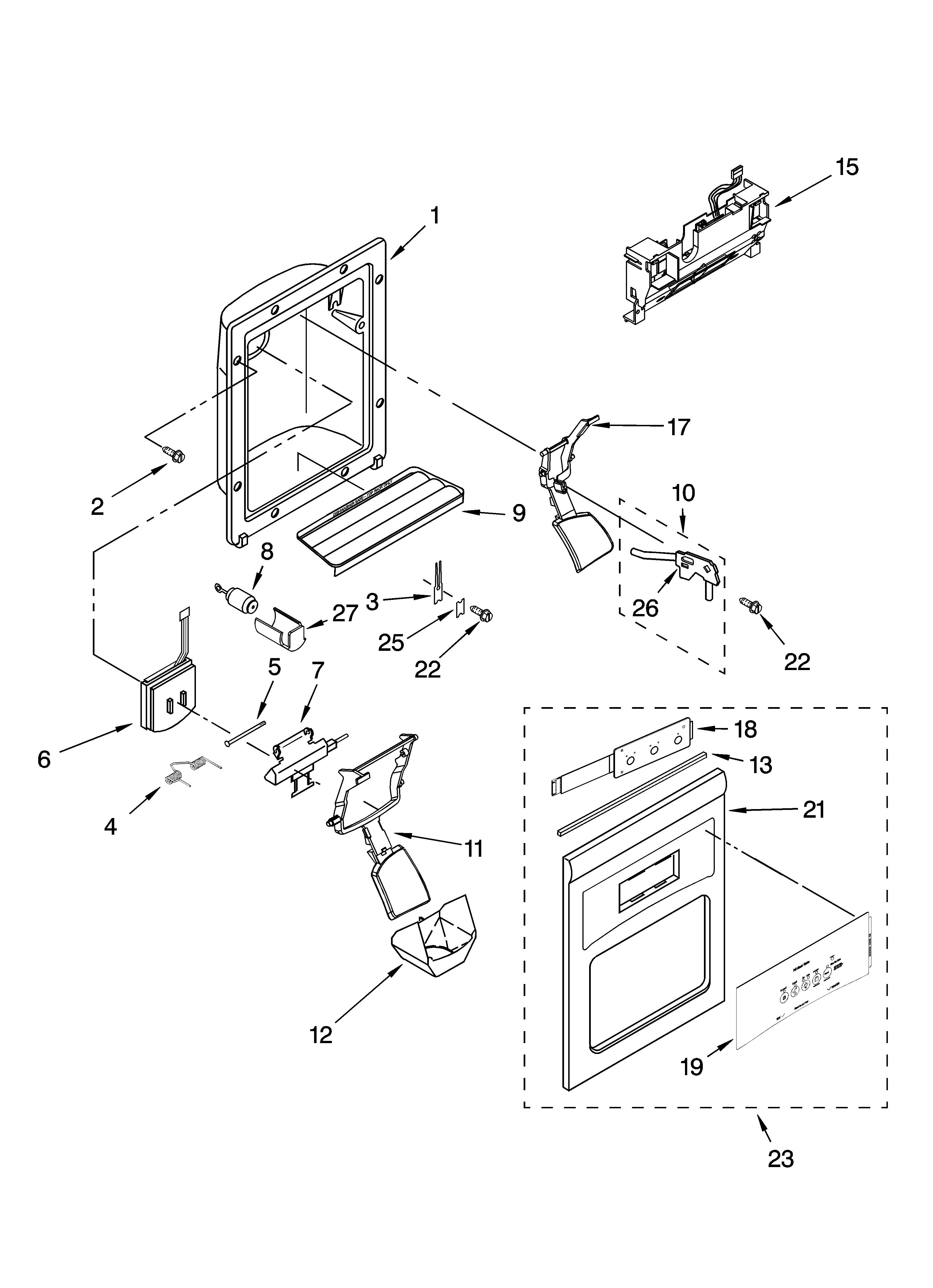 32 Ge Ice Maker Wiring Diagram