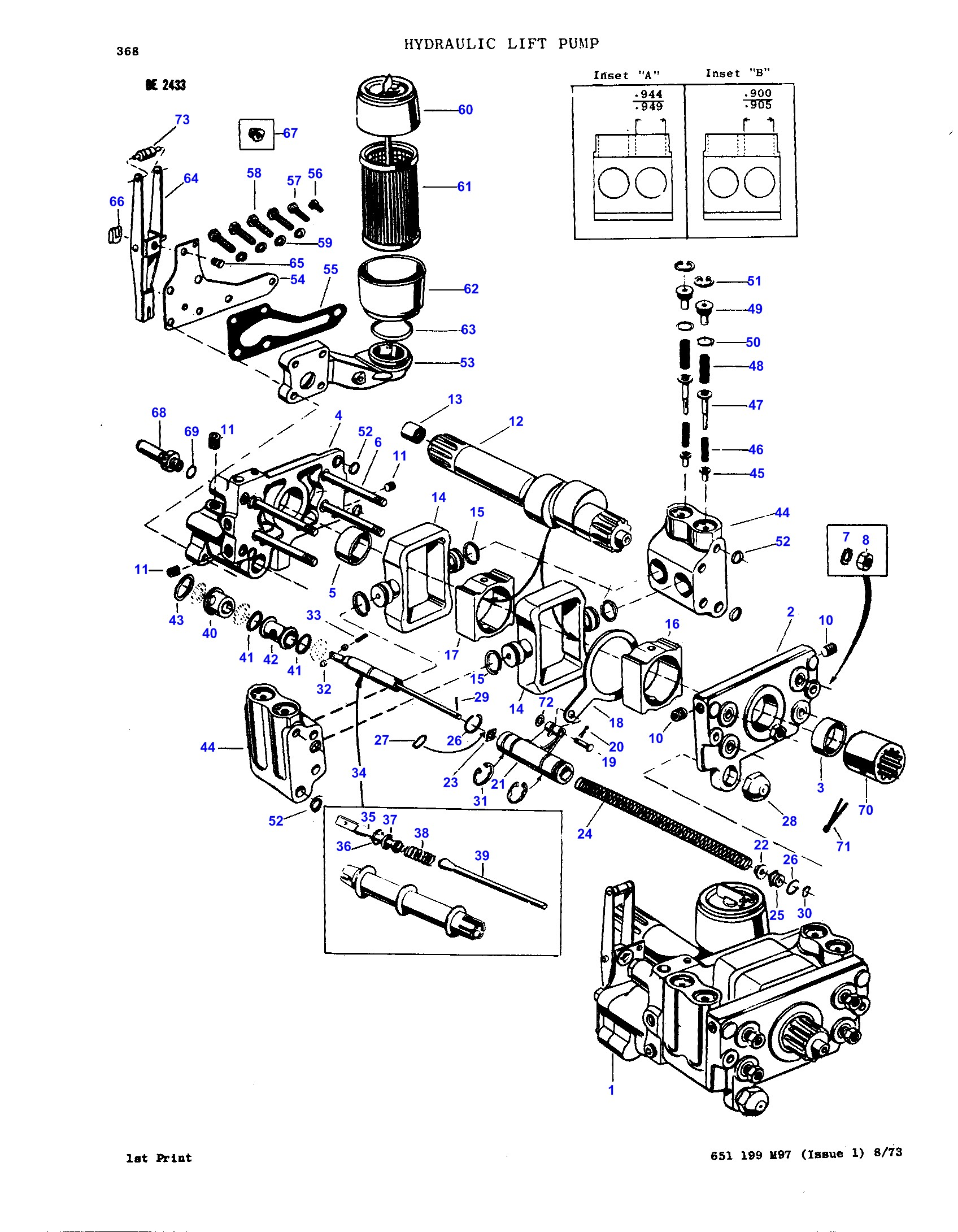 1946 Farmall A Wiring Diagram