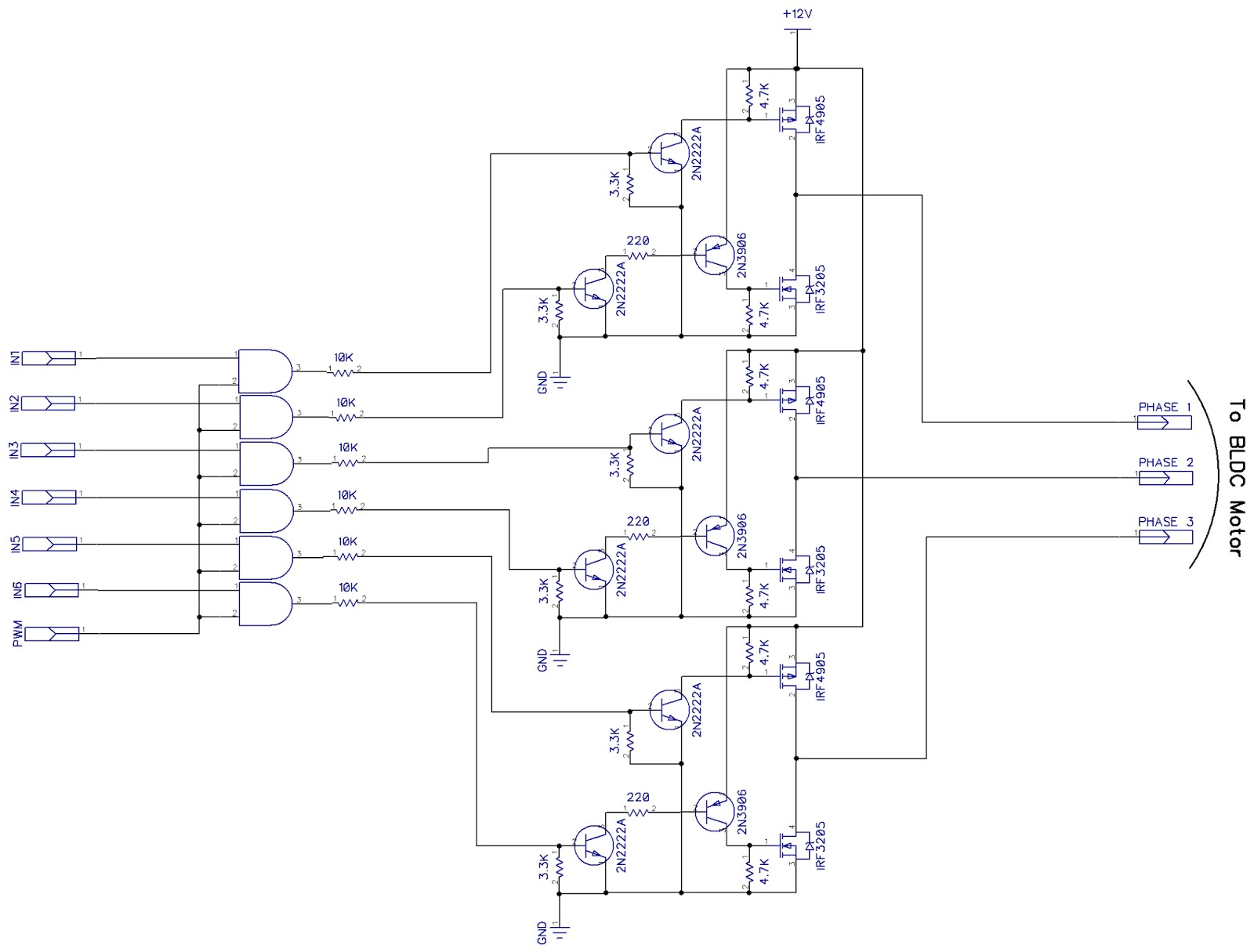 Dc Brushless Fan 12v Schematic Trusted Wiring Diagrams Motor Complete U2022 Small Control