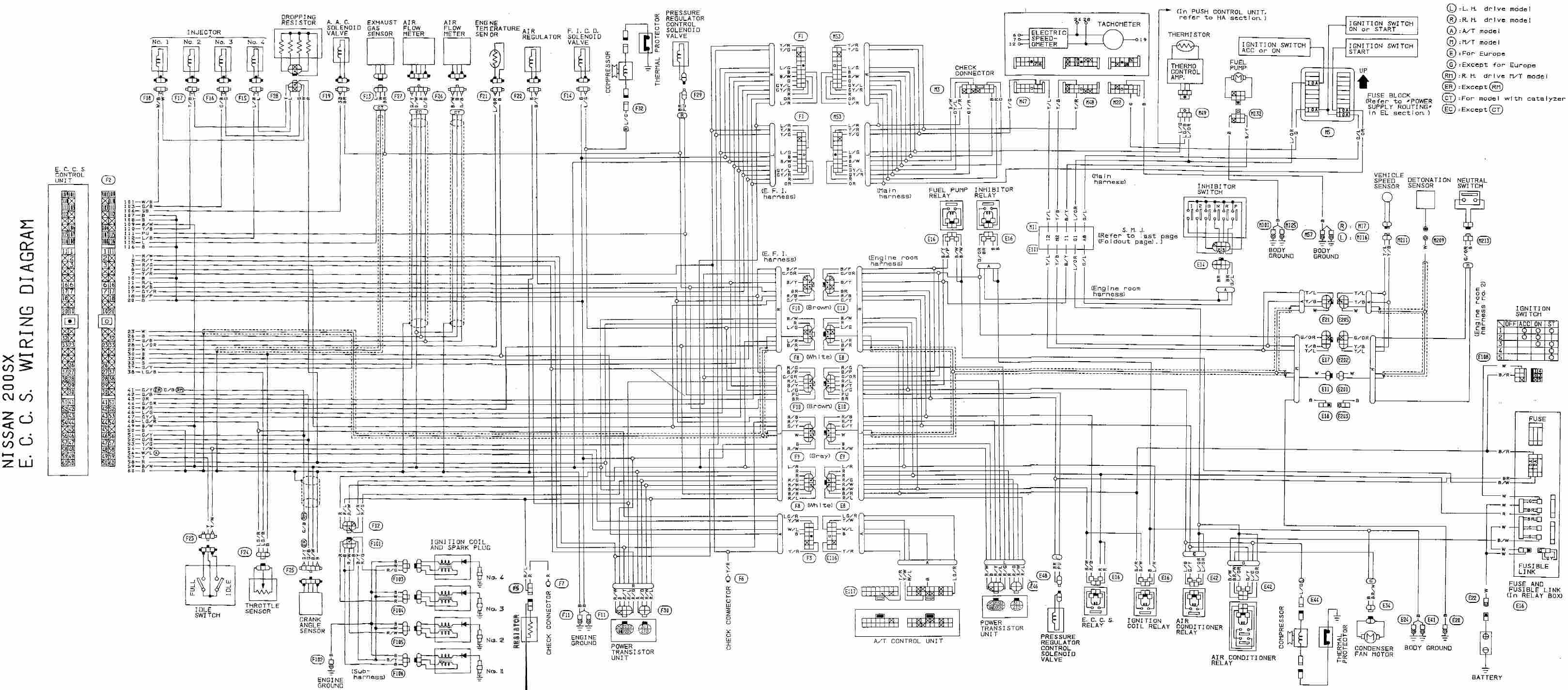 Ka24e Engine Wiring Diagram - Wiring Diagrams Digital