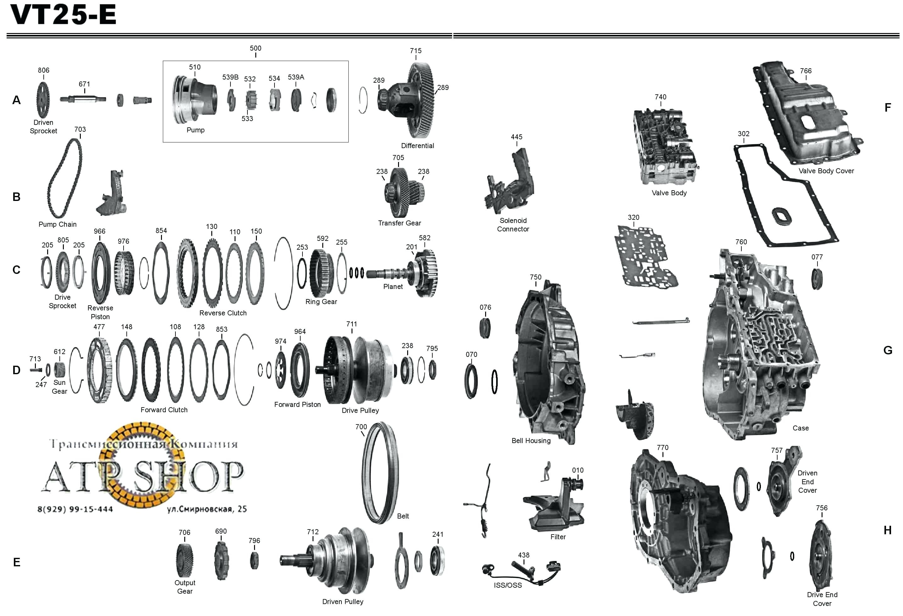 Saturn Sl2 Clutch Diagram