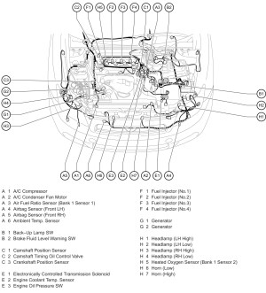 2005 Scion Xb Headlight Wiring Diagram  Wiring Diagram