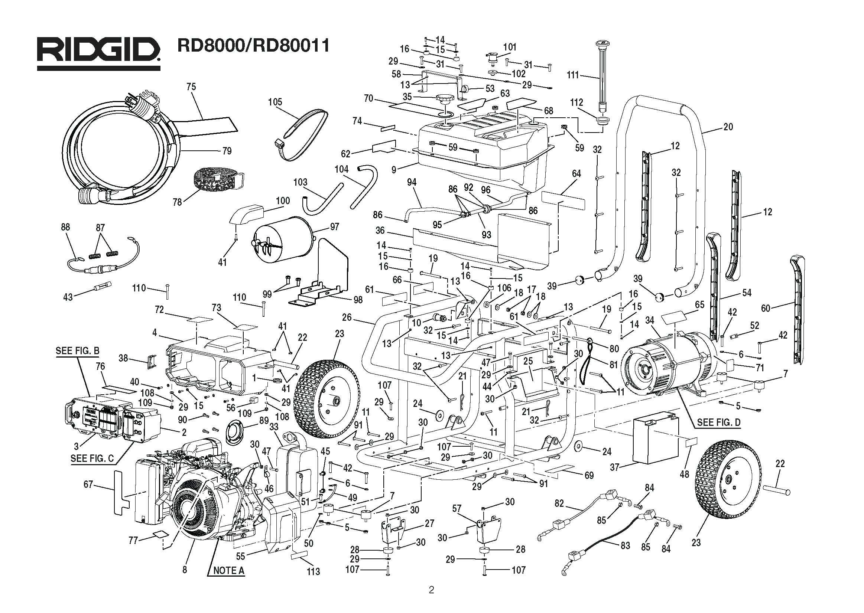Subaru Engine Diagrams