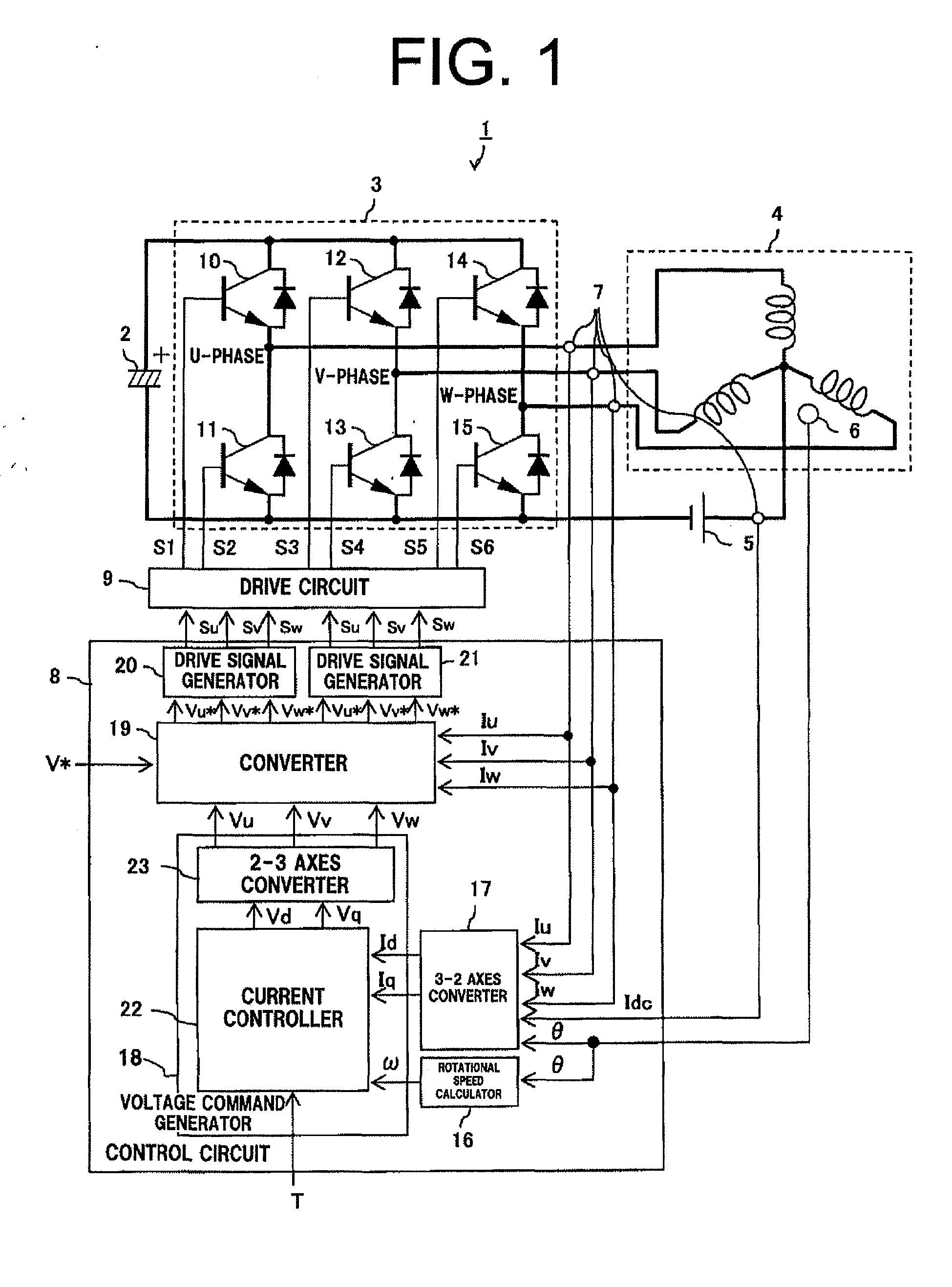3 Phase Static Converter Wiring Diagram