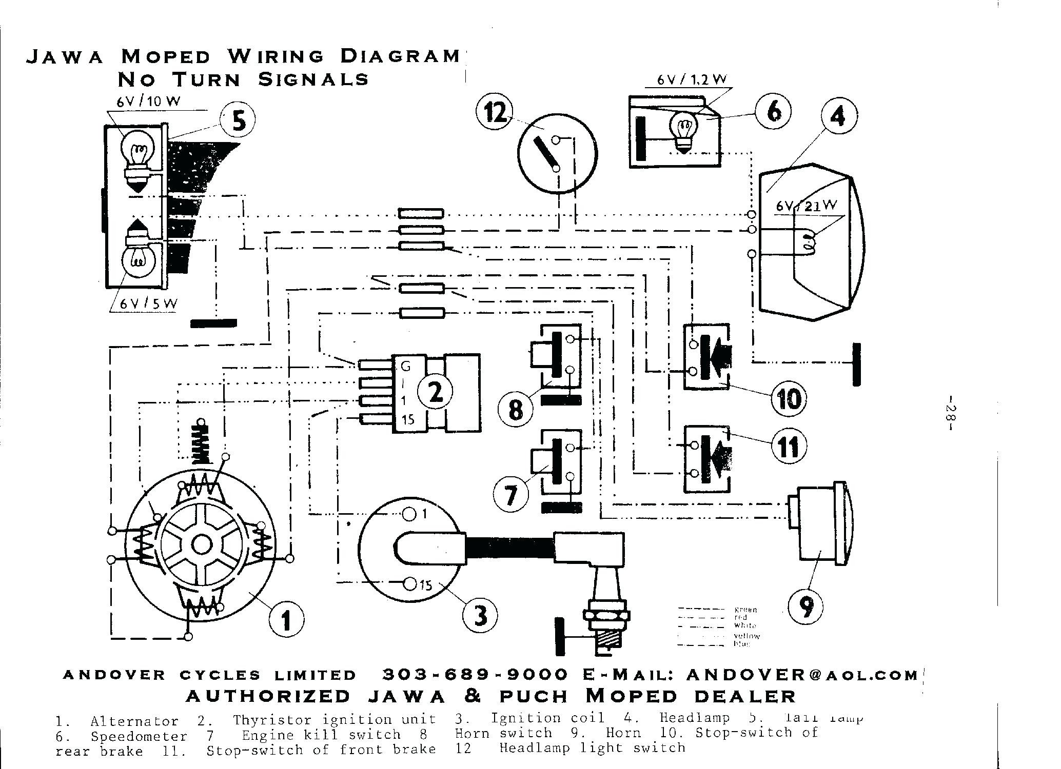 43cc Ga Chopper Wiring Diagram